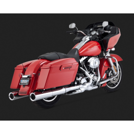 Vance & Hines Hi-Output Slip-ons 1995-2016 Touring