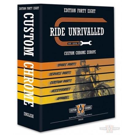 Custom Chrome Catalog for Harley Davidson Aftermarket parts