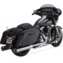Vance & Hines Titan Oversize 450 Slip-ons 1995-2016 Touring