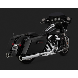 Vance & Hines Destroyer Oversize 450 Slip-ons 1995-2016 Touring