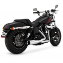 Vance & Hines Hi-Output 2-into-1 2006-2017 Dyna