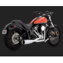 Vance & Hines Hi-Output 2-into-1 1986-2017 Softail