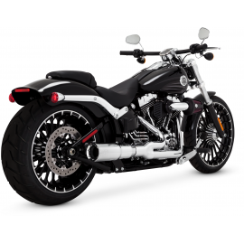 Vance & Hines Hi-Output 2-into-1 2013-2017 Softail Breakout