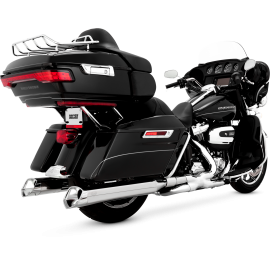Vance & Hines Monster V Slip-ons 2017-2018 Touring