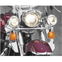 Suzuki VS750 VS800 VS600 VZ800 marauder passing spot light kit National cycle N928 SPOTLIGHT BAR pre-wire ready to bolt on.