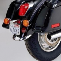Rear Fender Tip - Honda VT750 Shadow ACE Deluxe VT1100C2 Sabre - NC-N734