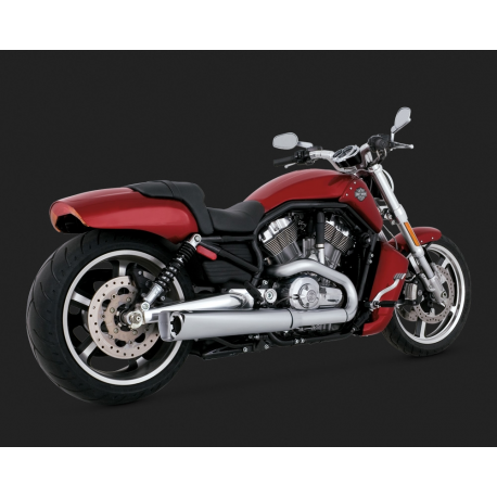 Vance & Hines Competition Series Slip-ons 2009-2017 V-Rod