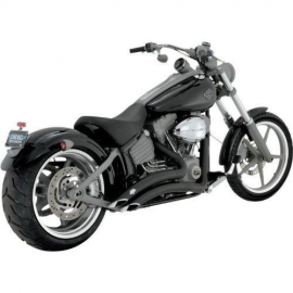 Vance & Hines Big Radius 2-2 - Black 46043