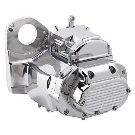 Harley Davidson Softail 6-Speed Transmission LSD 201-59 Polished Finish 1991-1999