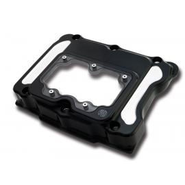 Harley Davidson Rocker Box Covers RSD Clarity Twin Cam Contrast Cut 0177-2034-BM