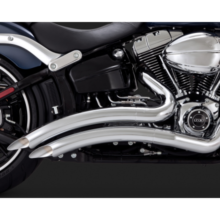 Vance & Hines Big Radius 2-into-2, 2013-2017 Softail Breakout