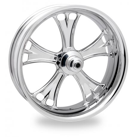 Harley Davidson Custom wheel Softail Billet Front wheel PM Chrome 16x3.5