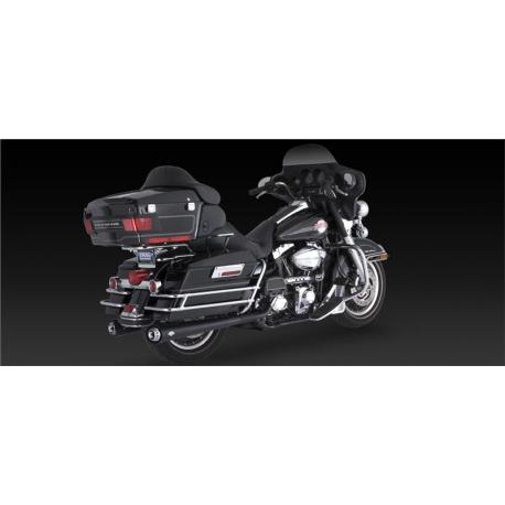 Harley Davidson Touring Exhaust Roland Sands Tracker Duals Headers 07+08