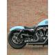 """Harley-Davidson Rear Shocks 412 Series Progressive 12.5"""" Black"""