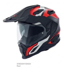 Nexx XD1 Baja Full Face Helmet In Red, Orange, Green, Blue, White & Titanium