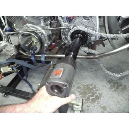 Harley Davidson 4 5 speed transmission output shaftsocket