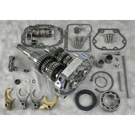 Harley Davidson 6 speed Dyna Softail Touring Transmission Conversion Builders Kit