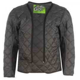 No Fear Motorbike jacket All Weather motorcycle  waterproof Jacket liner Harley Davidson style Skull logo