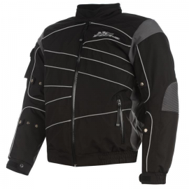 No Fear Motorbike jacket  motorcycle waterproof Jacket Moto-X  style Skull 45% off