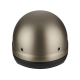 Scorpion EXO COMBAT Solid Motorcycle Helmet, Titanium, Size S